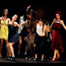Compañía Larumbe danza